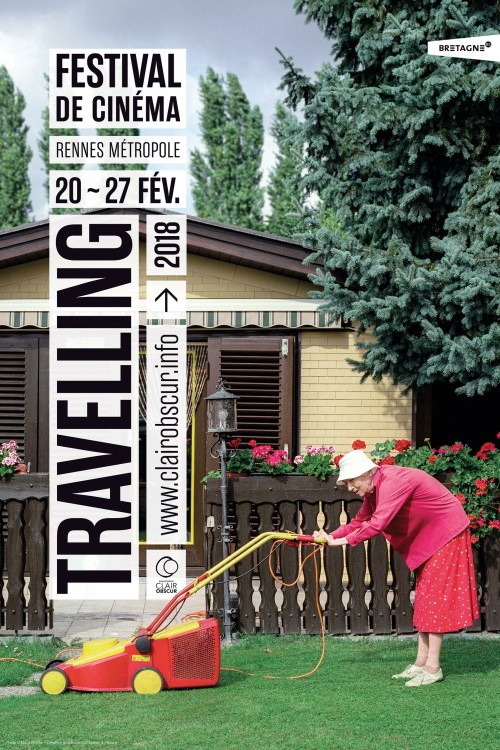 Affiche festival travelling 2018